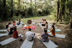 Yoga-bosque